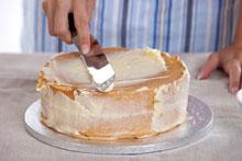 Zelf een taart maken
